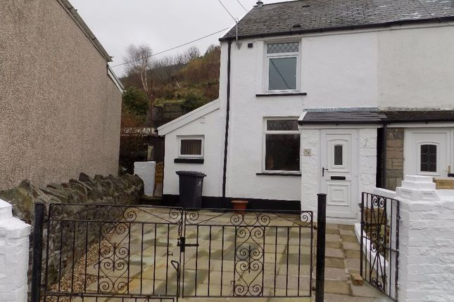 Thumbnail Terraced house for sale in Rhiw Park Road, Abertillery