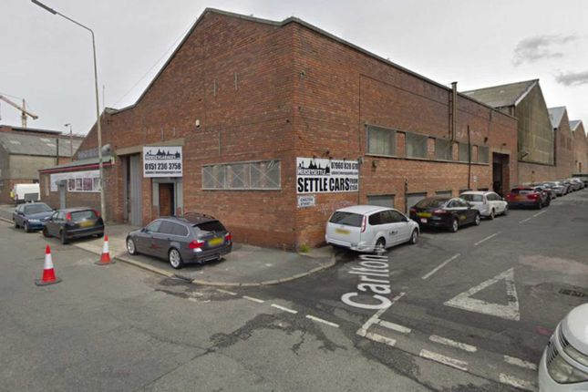 Thumbnail Industrial to let in Regent Road, Liverpool