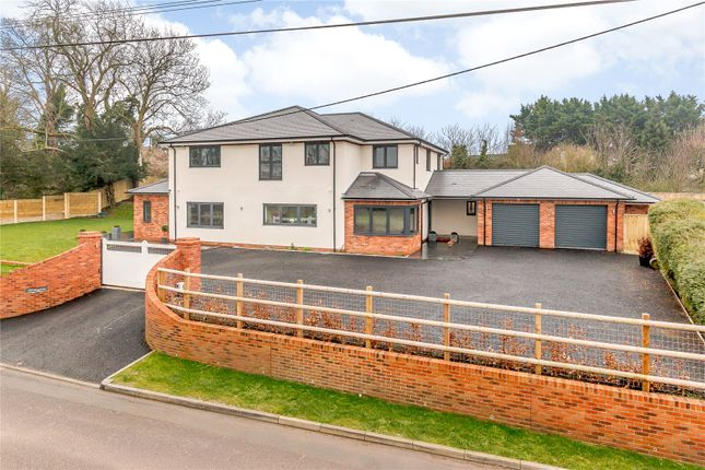 Thumbnail Detached house for sale in Ford, Salisbury