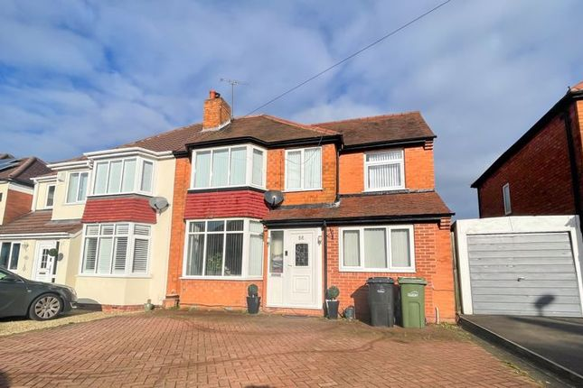 4 bed semi-detached house to rent in Westbourne Road, Halesowen B62
