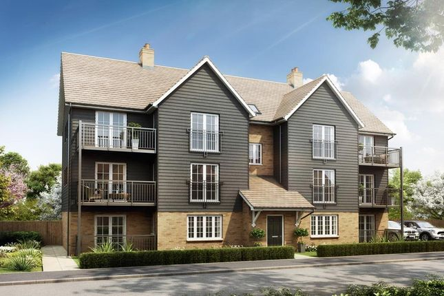 "Thumbnail Flat for sale in ""Falkirk"" at Southern Cross, Wixams, Bedford"