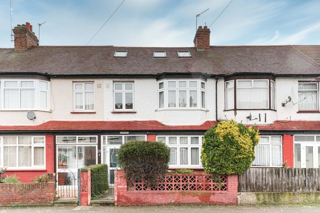 Thumbnail Terraced house to rent in Mannock Road, London