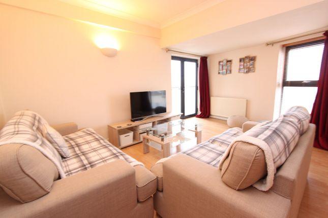 Lounge Area of Century Quay, Vauxhall Street, Sutton Harbour, Plumouth, Devon PL4