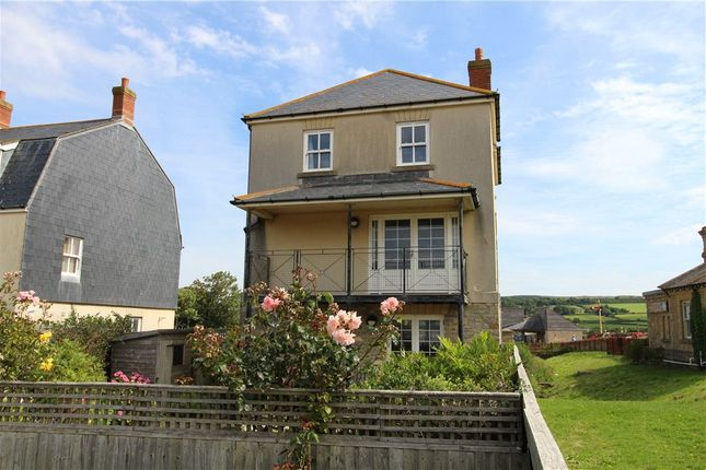 Thumbnail Detached house for sale in Station Way, West Bay, Bridport