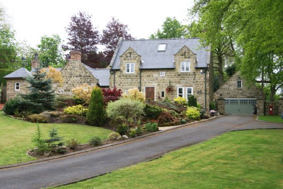 Thumbnail Property for sale in Old Coach Road, Tansley, Matlock, Derbyshire