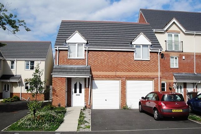 Thumbnail Detached house to rent in Plane Avenue, Newtown, Wigan