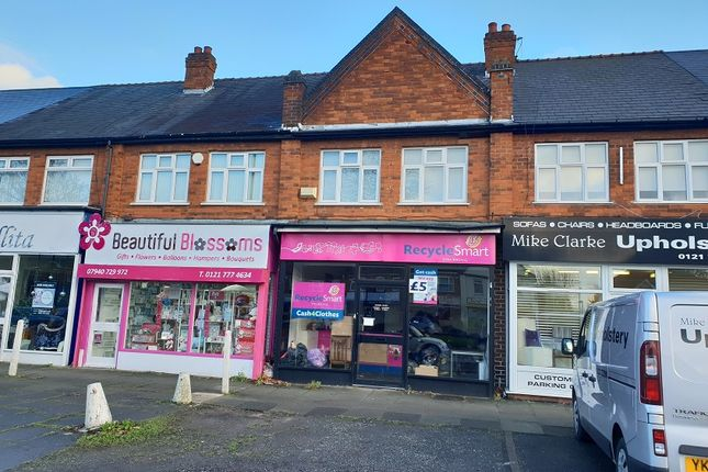 Thumbnail Retail premises to let in Stratford Road, Hall Green, Birmingham