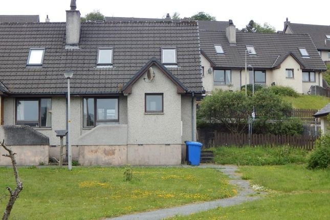 Thumbnail Semi-detached house for sale in Matheson Place, Portree, Isle Of Skye