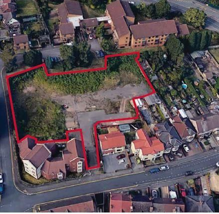 Thumbnail Land for sale in Chapel Street, Bedworth, Warwickshire
