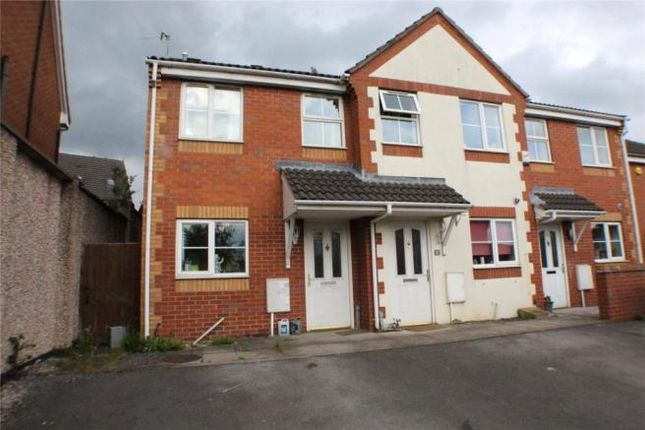 Thumbnail Terraced house to rent in Blandford Close, Stoke-On-Trent