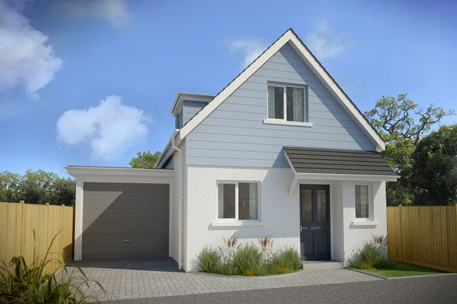 Thumbnail Detached house for sale in Allens Road, Upton, Poole