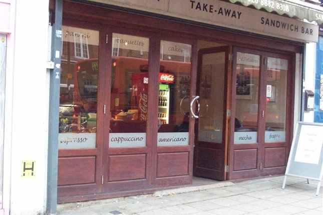 Thumbnail Restaurant/cafe to let in Tavistock Place, Chase Side, London