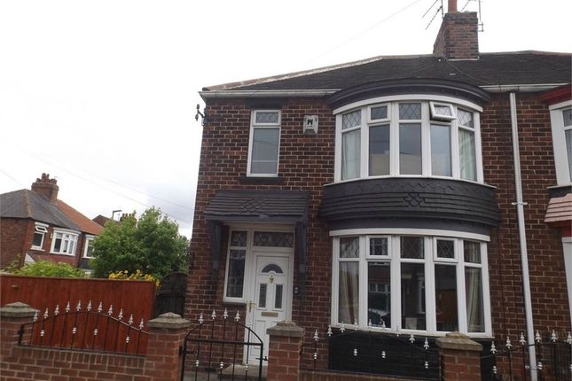 3 bed semi-detached house for sale in Rochester Road, Middlesbrough, North Yorkshire