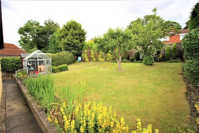 Garden of Manvers Road, Swallownest, Sheffield, Rotherham S26