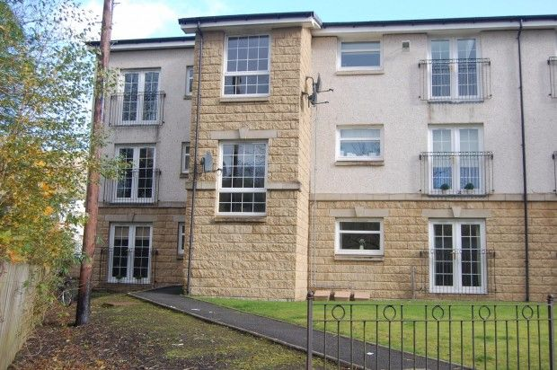 Thumbnail Flat to rent in Margaret Court, Lennoxtown, Glasgow