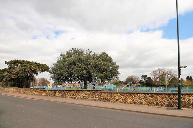 Belvedere Park of Abbey Crescent, Belvedere DA17