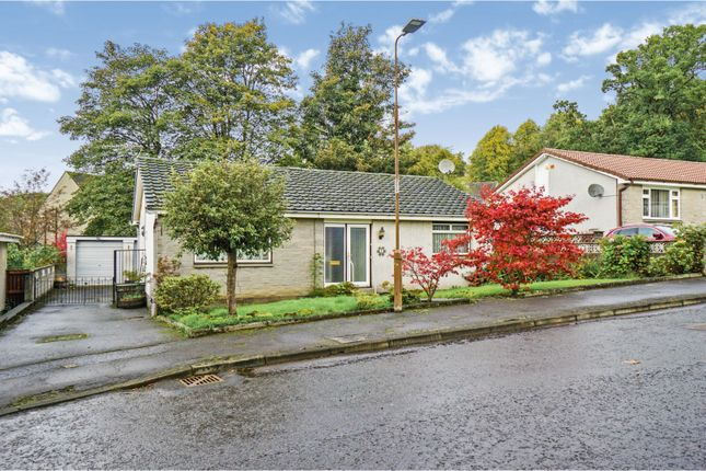 Thumbnail Detached bungalow for sale in Forrester Grove, Alloa