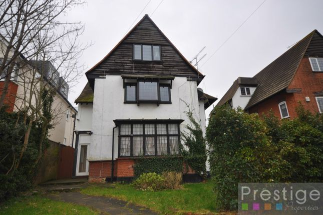 Thumbnail Flat to rent in Crowstone Road, Westcliff-On-Sea