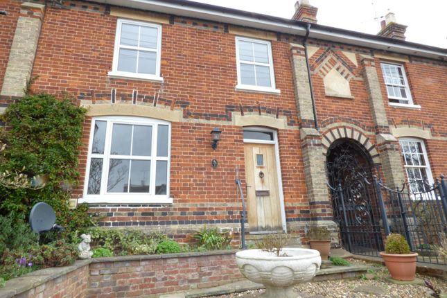 End terrace house to rent in Prospect Terrace, Rectory Road, Kedington