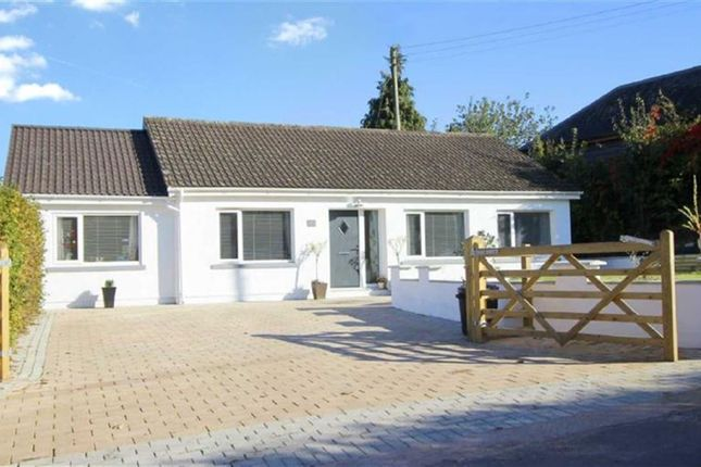 Thumbnail Detached bungalow for sale in St. Maughans, Monmouth