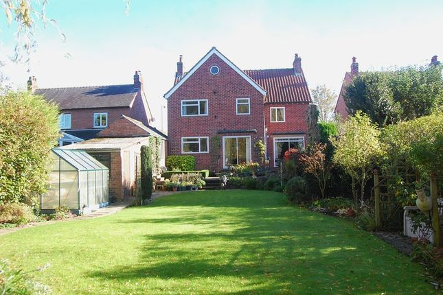 Thumbnail Detached house for sale in Brompton Road, Northallerton