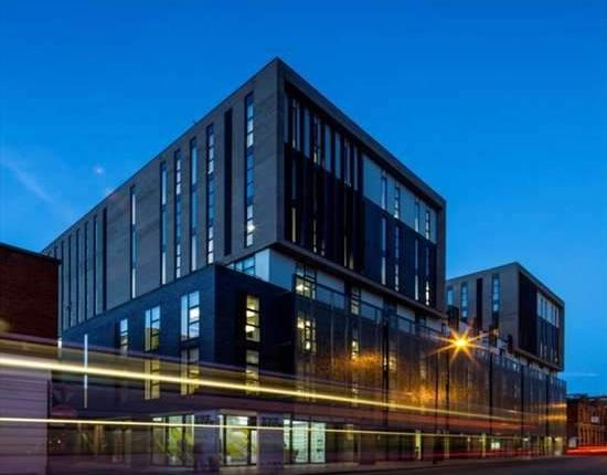 Serviced office to let in Lever Street, Manchester