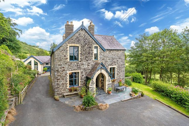 Thumbnail Detached house for sale in Windrush, Llanrhystud, Ceredigion.