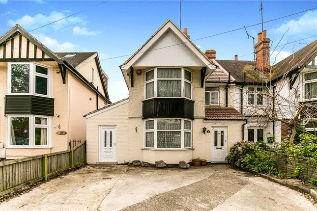 Thumbnail 4 bed semi-detached house for sale in Water Road, Reading