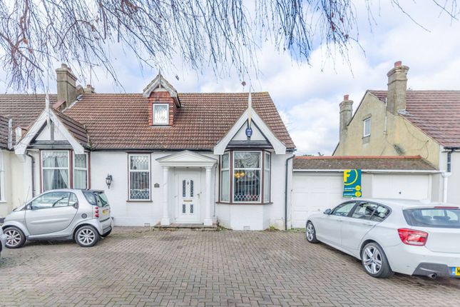 Thumbnail Bungalow to rent in Levett Gardens, Goodmayes