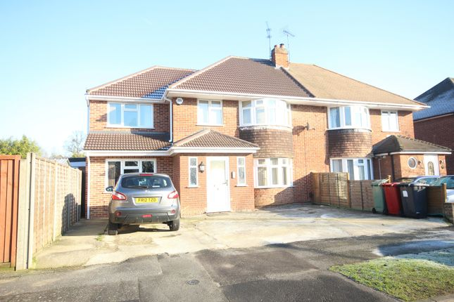 Thumbnail Semi-detached house to rent in Mulberry Drive, Langley, Slough