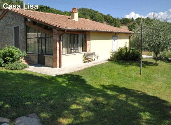Detached bungalow for sale in Dicomano, Florence, Tuscany, Italy