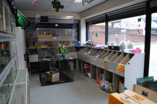 Commercial property to let in The Arcade, Farnham Road, Harold Hill, Romford