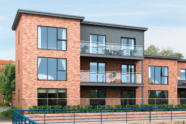 Thumbnail Flat for sale in North Quay, Ballast Hill Road, North Shields