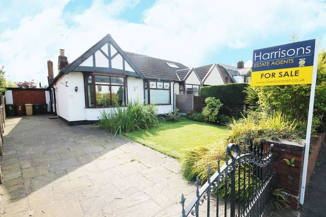 Thumbnail Semi-detached bungalow for sale in Manchester Road, Over Hulton, Bolton, Lancashire.