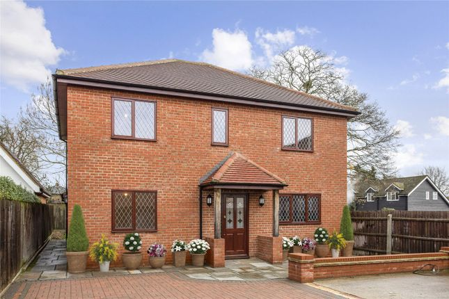 Thumbnail Detached house for sale in The Forebury, Sawbridgeworth