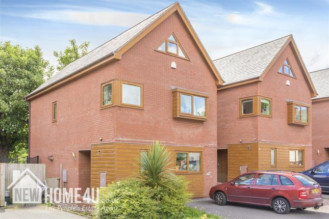 Thumbnail Detached house for sale in Chandlers Court, Connah's Quay, Deeside