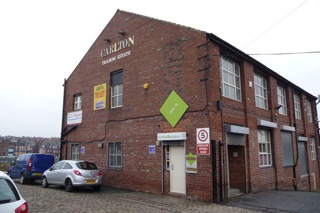 Thumbnail Office to let in Uniy 7 Carlton Mills, Pickering Street, Leeds