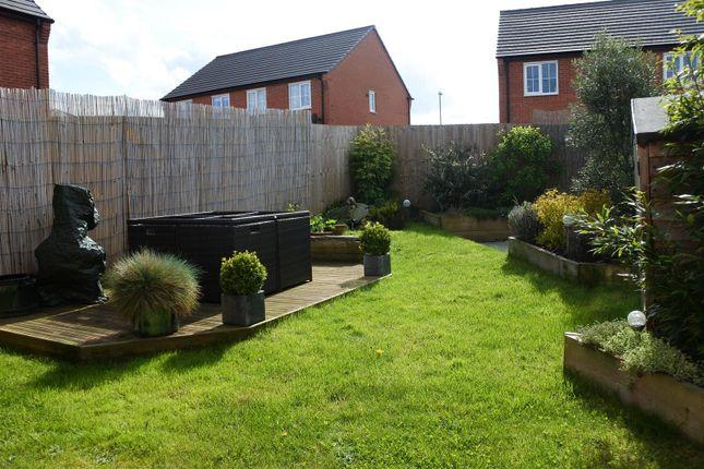 Rear Garden of Bates Hollow, Rothley, Leicester LE7