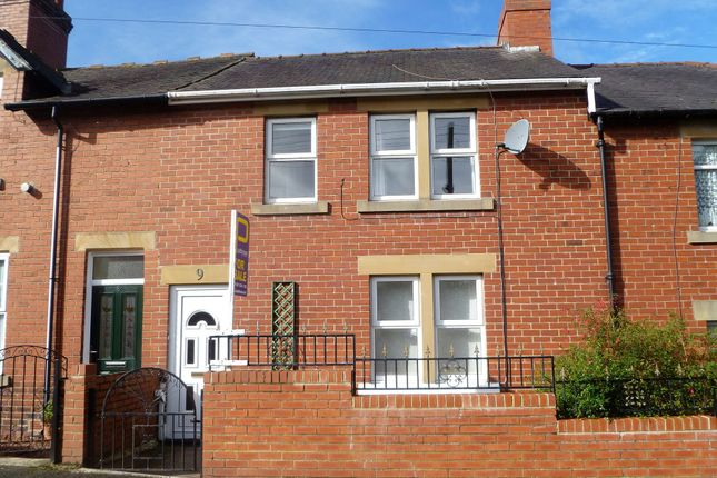 3 bed terraced house for sale in Riding Terrace, Mickley, Stocksfield