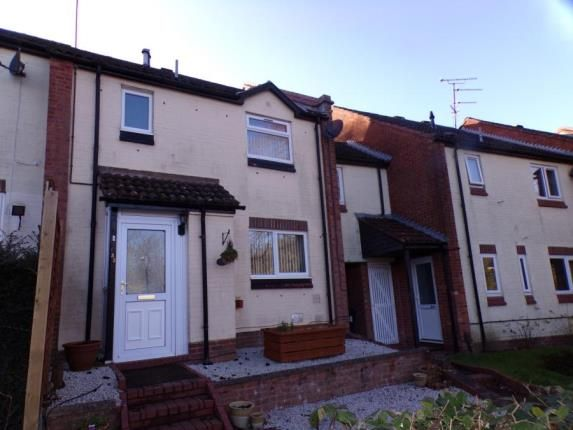 Thumbnail End terrace house for sale in High Trees Close, Redditch, Worcestershire