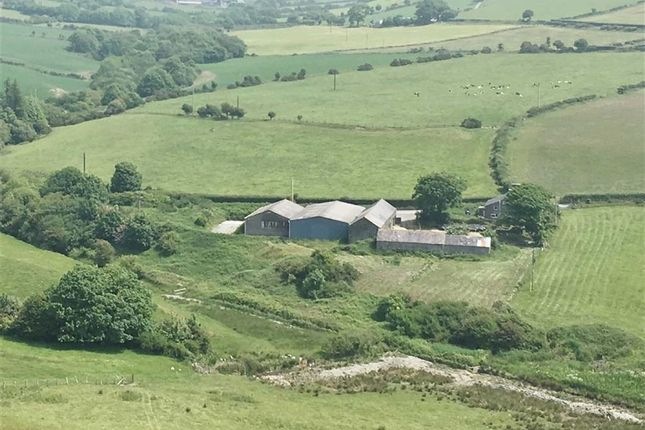 Thumbnail Farm for sale in Land And Outbuildings At Rhydmeirionydd, Clarach Road, Borth