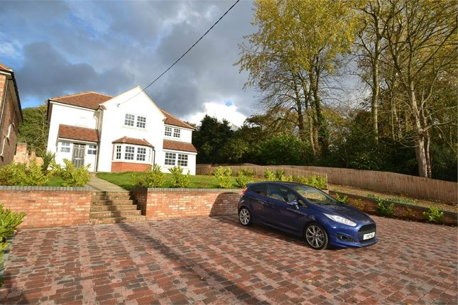 Thumbnail Detached house to rent in Colchester Road, White Colne, Essex