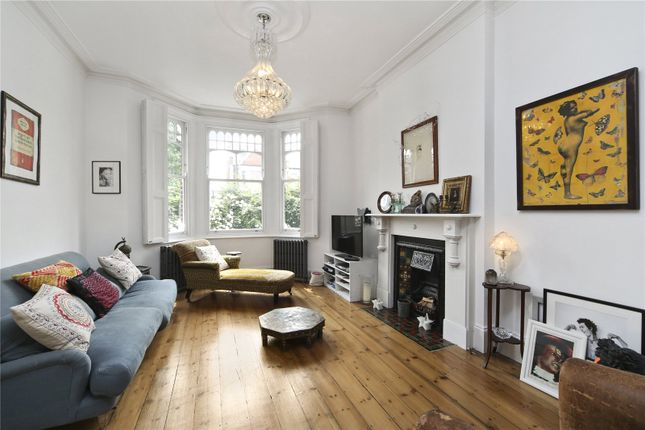 Thumbnail Property to rent in Keslake Road, London
