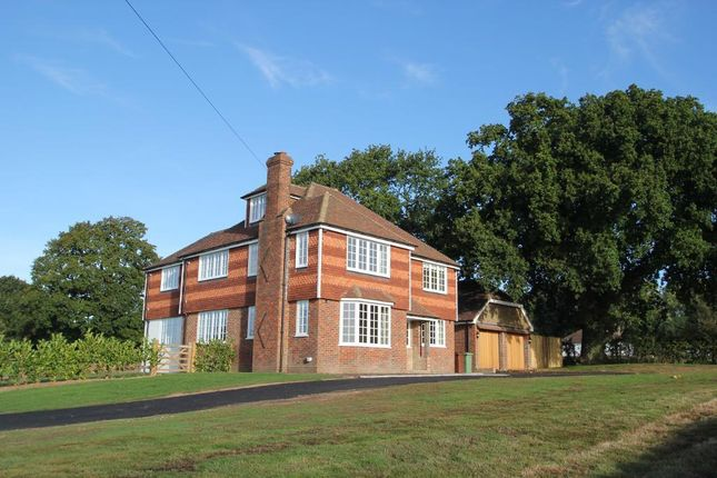Thumbnail Detached house to rent in Lower Standen Street, Iden Green, Benenden, Kent