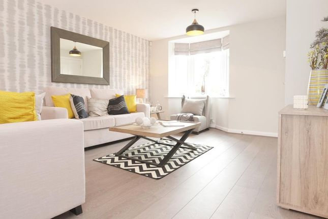 "Thumbnail End terrace house for sale in ""Kennett"" at Waterlode, Nantwich"