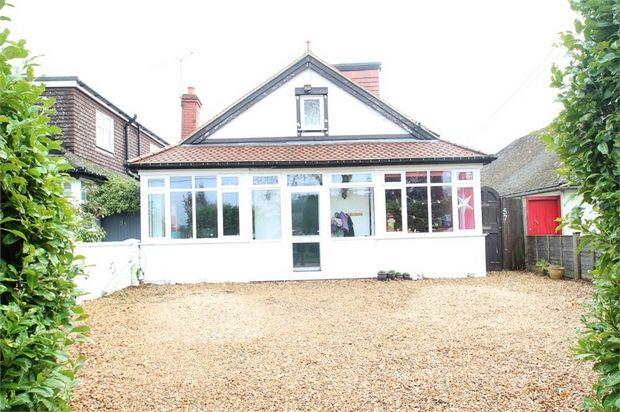 Thumbnail Detached house for sale in Hamesmoor Road, Mytchett, Camberley, Surrey