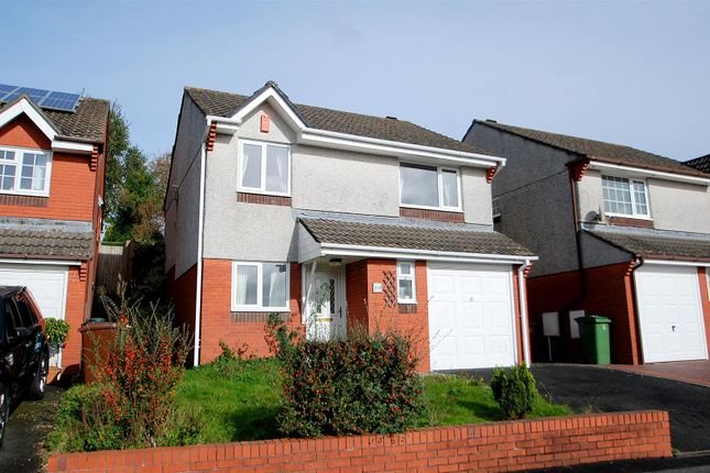 Thumbnail Detached house for sale in Cundy Close, Plympton, Plymouth