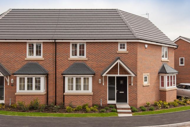 """Thumbnail Detached house for sale in """"Eskdale"""" at Red Lodge Link Road, Red Lodge, Bury St. Edmunds"""