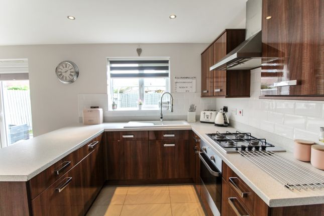 Thumbnail Detached house for sale in Wellesley Drive, South Shore, Blyth