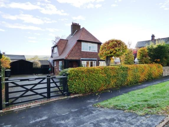 Thumbnail Detached house for sale in Park Road, Chapel-En-Le-Frith, High Peak